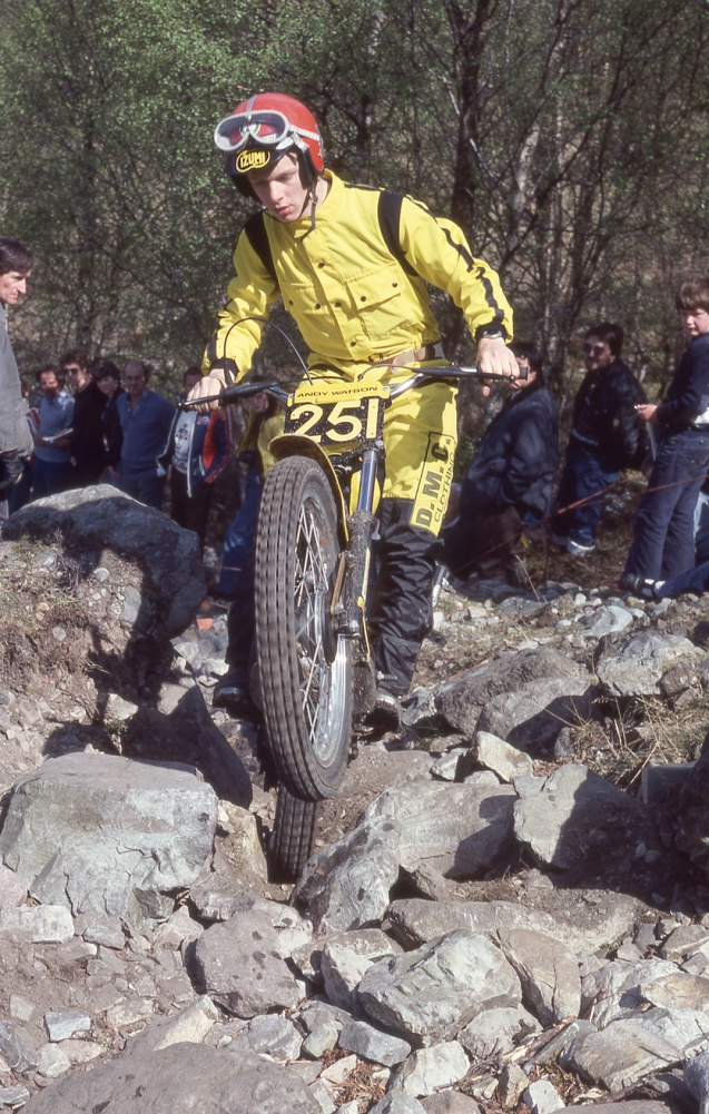 Andy Watson'80 Cnoc A Linnhe