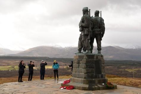 Commandos Monument (Medium)