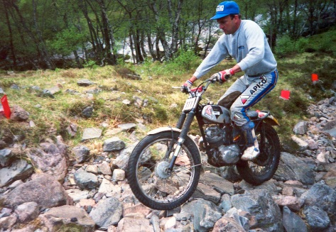 Dave Thorpe.90 Blackwater