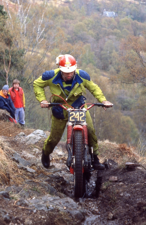 Dave Thorpe'79 Grey Mares Ridge