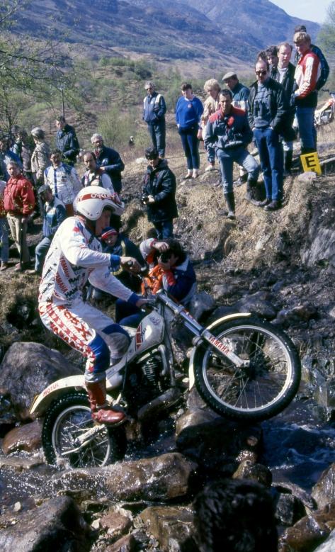 Gerald Richardson'89 Lower Mamore