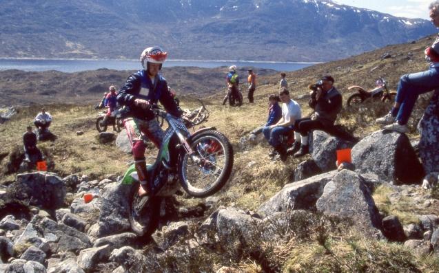 Magnus Liljeblad'91 Creag Lundie