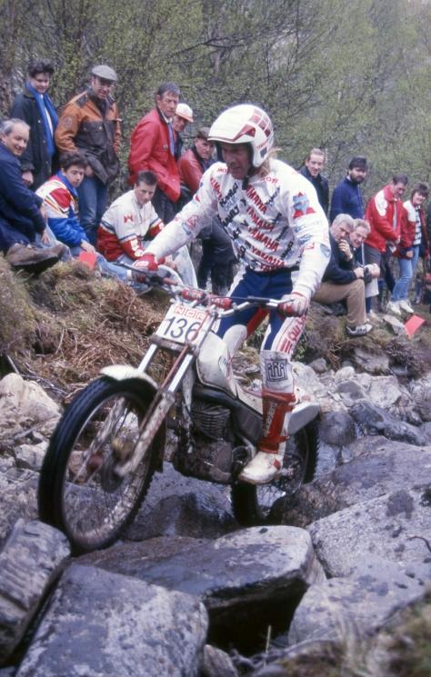 Mick Andrews'89 Pipers Burn
