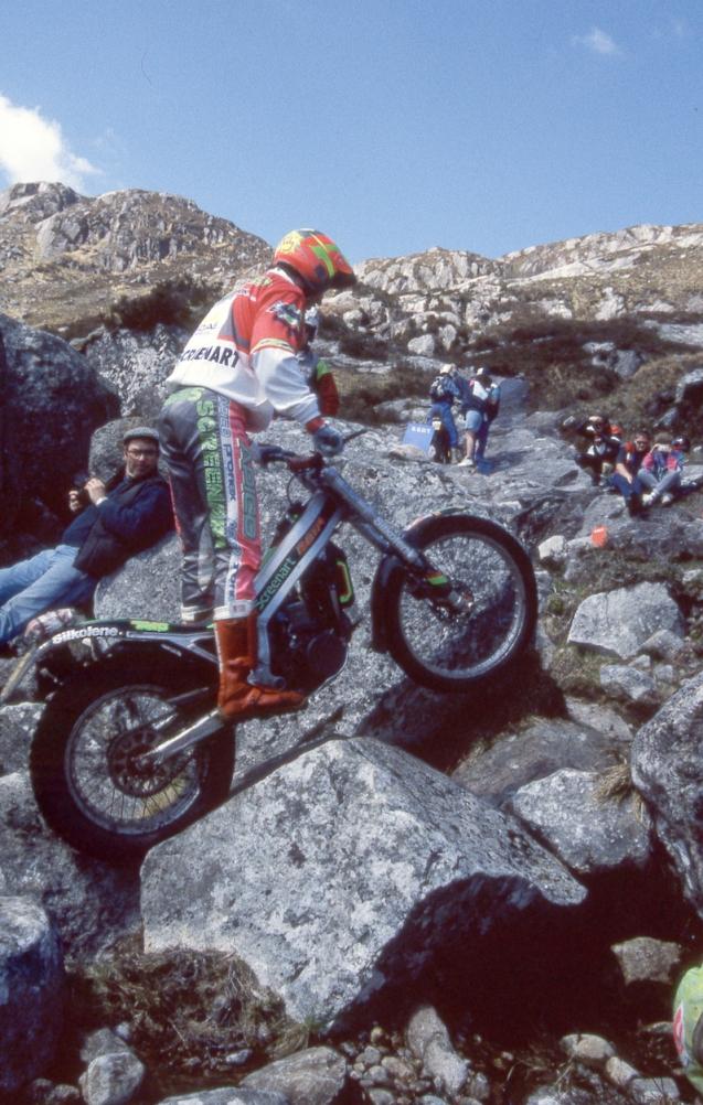 Steve Hole'91 Creag Lundie