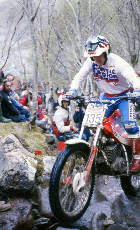 Steve Saunders'89 Cnoc A Linnhe