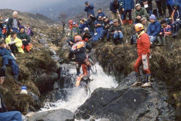 Steve Saunders'94 Inversanda