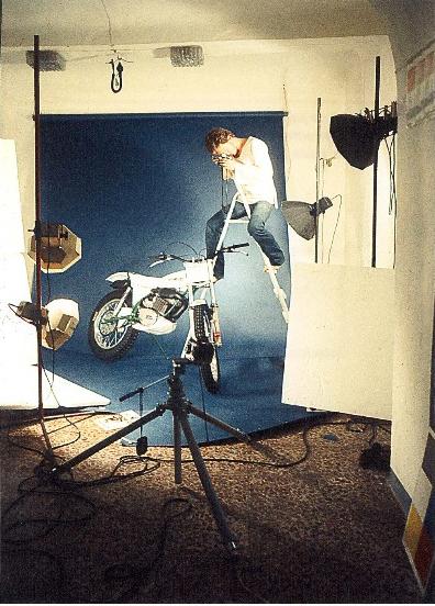 02.02-03 Alessio in seinem Studio
