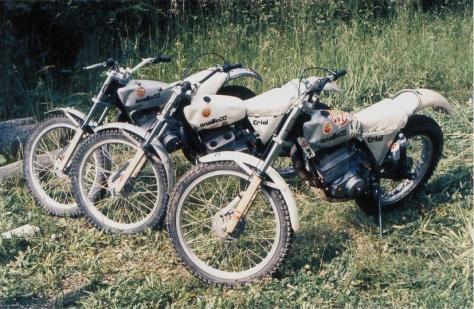 13.Anciolotti Prototypen unterschiede