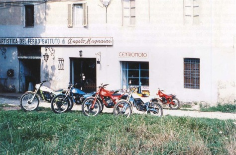 20.Location of the Centromoto Company 1978 - 1988