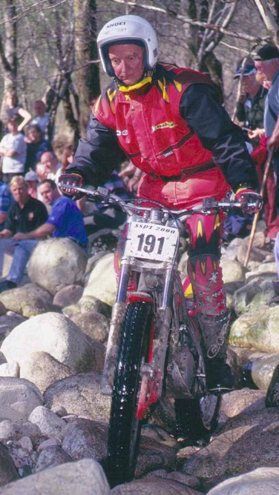Mario Candellone - SSDT 2000