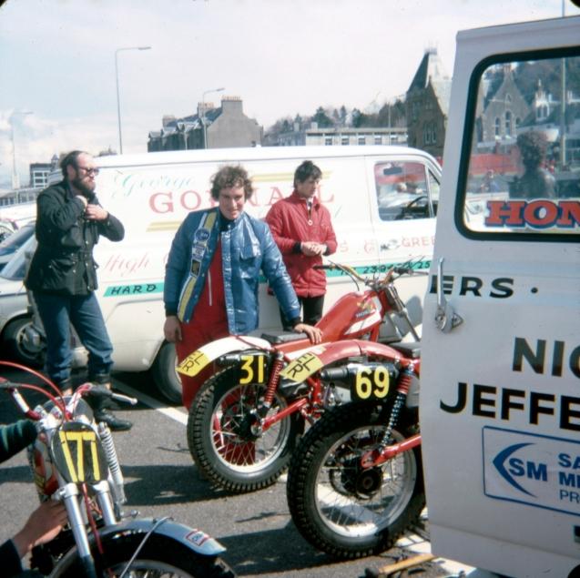 1977 - Rob Shepherd -  Credit John Hulme