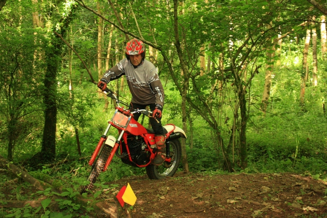 Mike Hann, Somerton Classic