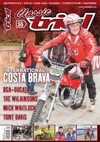 Classic Trial Magazine Issue 20.indd