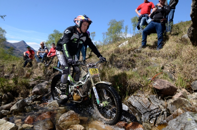 Dougie Lampkin Lower Mamore