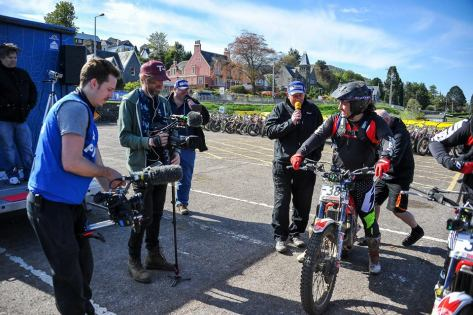 SSDT 2017 - Ross Noble Trials UK photo