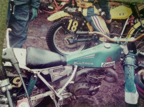 Bultaco - SSDT
