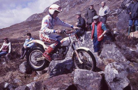 89 - Gerald Richardson'89 Creag Lundie
