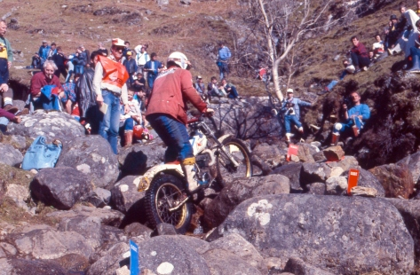 89 - Hamilton rider'89 Lagnaha