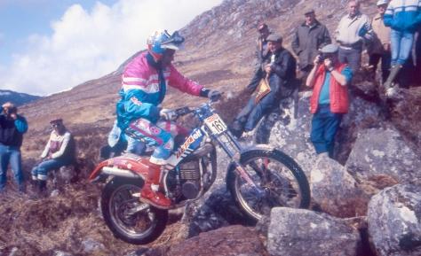 89 - John Lampkin'89 Creag Lundie