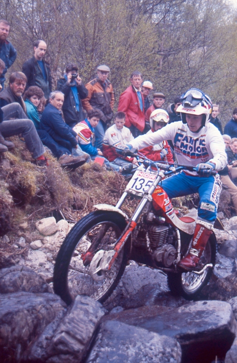89 - Steve Saunders'89 Cnoc a Linnhe