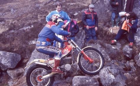 89 - Steve Saunders'89 Creag Lundie