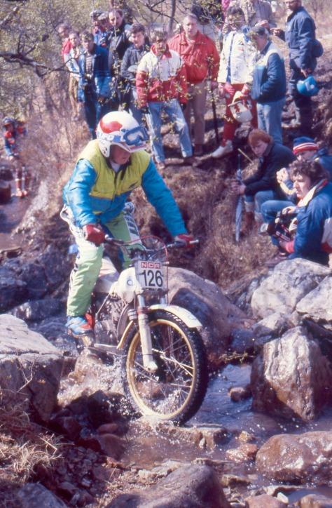 89 - Stuart Blythe'89 Lower Mamore
