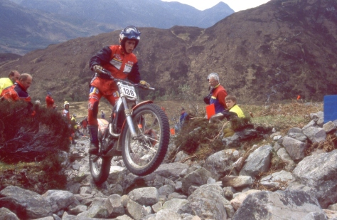 99 - Adam Raga'99 Stob Coire Eirghe 3