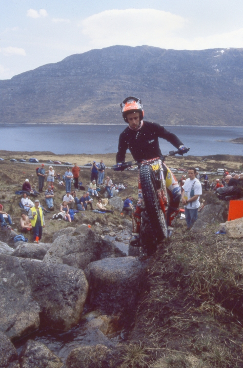99 - Amos Bilbao'99 Creag lundie