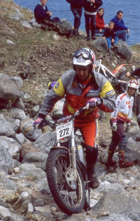 99 - Andreu Codina'99Meall nam Each 2