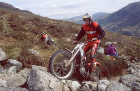 99 - Dan Thorpe'99 Stob coire eirghe