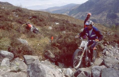 99 - Dave Thorpe'99 Stob coire eirghe