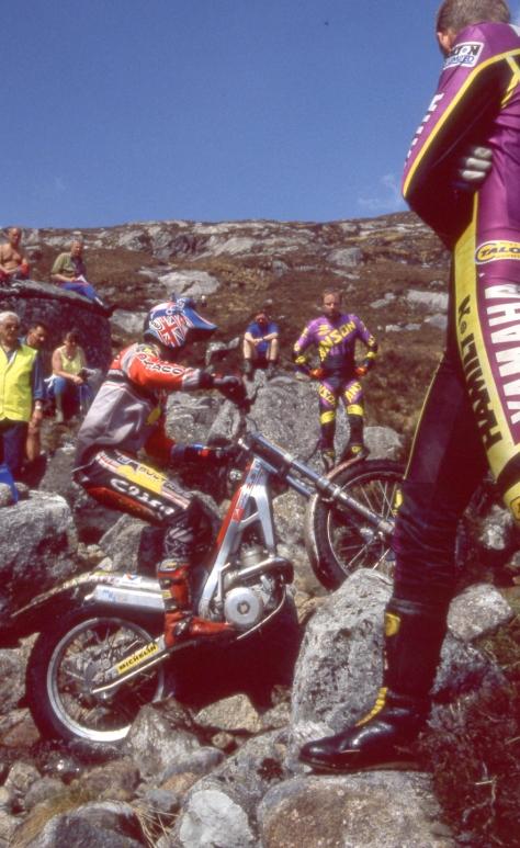 99 - Graham Jarvis'99 Creag Lundie 1