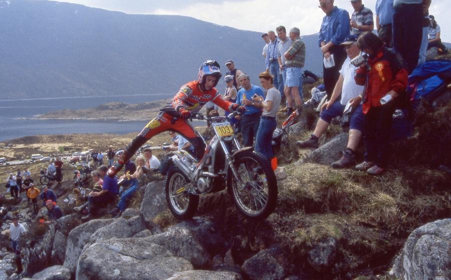 99 - Graham Jarvis'99 Creag Lundie
