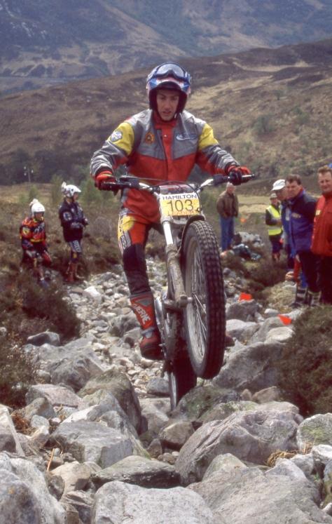 99 - Graham Jarvis'99 Stob Coire Eirghe