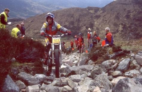 99 - Graham Jarvis'99 Stob coire eirghe 1