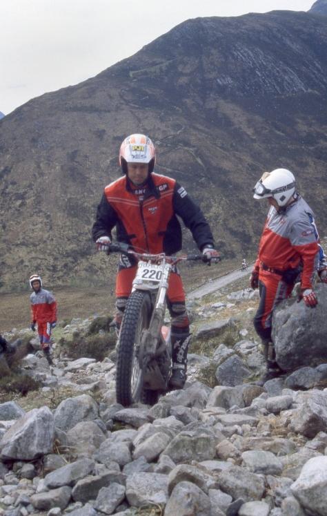 99 - John Lampkin'99 Stob Coire Eirghe