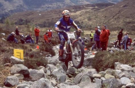 99 - Martin Crosswaite'99 stob coire eirghe