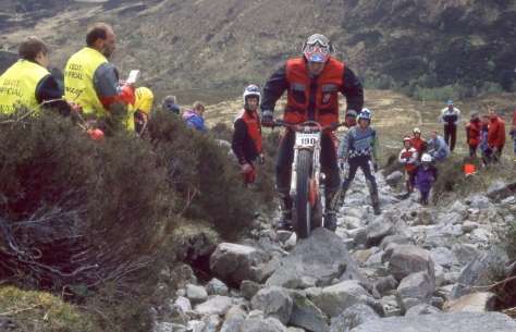 99 - Rob Crawford'99 Stob Coire Eirghe