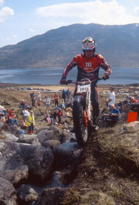 99 - Robert Crawford'99 Creag Lundie