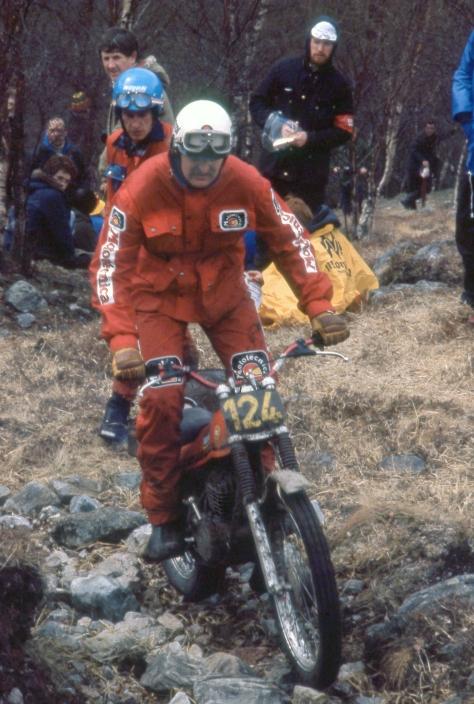 Felix Krahnstover'79 Loch Eilde path