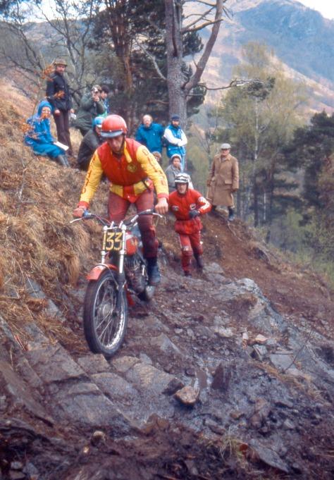 Franz Trummer'79 Grey Mares Ridge