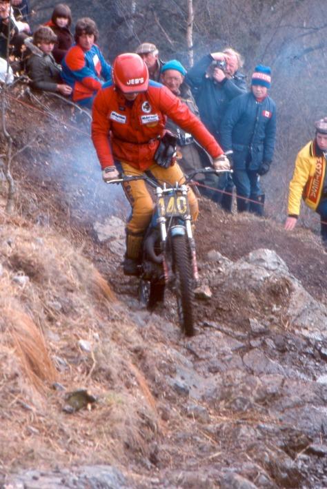 Manuel Soler'79 Grey Mares Ridge