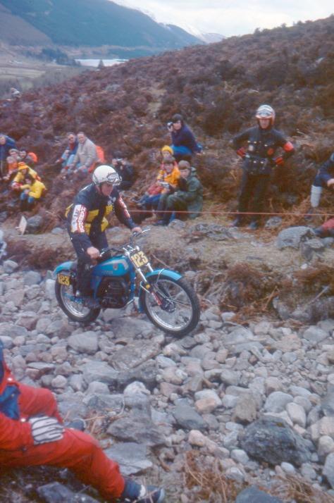 Martin Lampkin'79 Laggan Locks