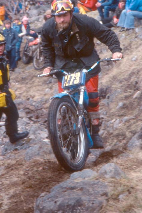 Mick Rapley'79 Ben Nevis