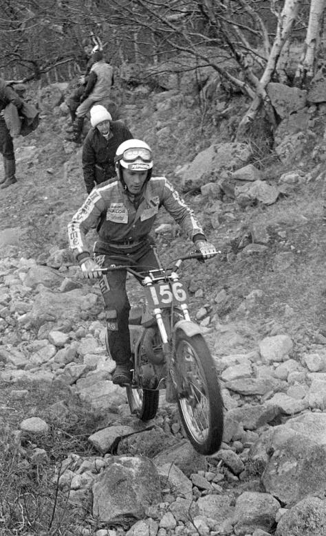 Yrjo Vesterinen'79 Ben Nevis