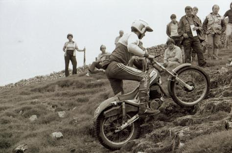 nick jefferies on his 320 armstrong dabbing in the trial named after his father allan 1983