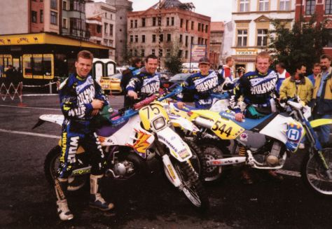 27E - 1995 - ISDE - Poland - Group DL - MT - Richard Reid - Graeme Farish