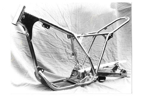 1978 Steve Wilson frame kit