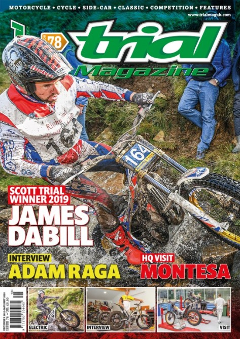Trial Magazine Issue 78 Cover (Medium)