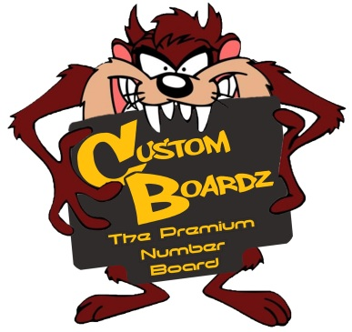 Custom Boardz Taz